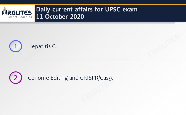 Daily Current Affairs for UPSC Civil Services Exam – 11 October 2020
